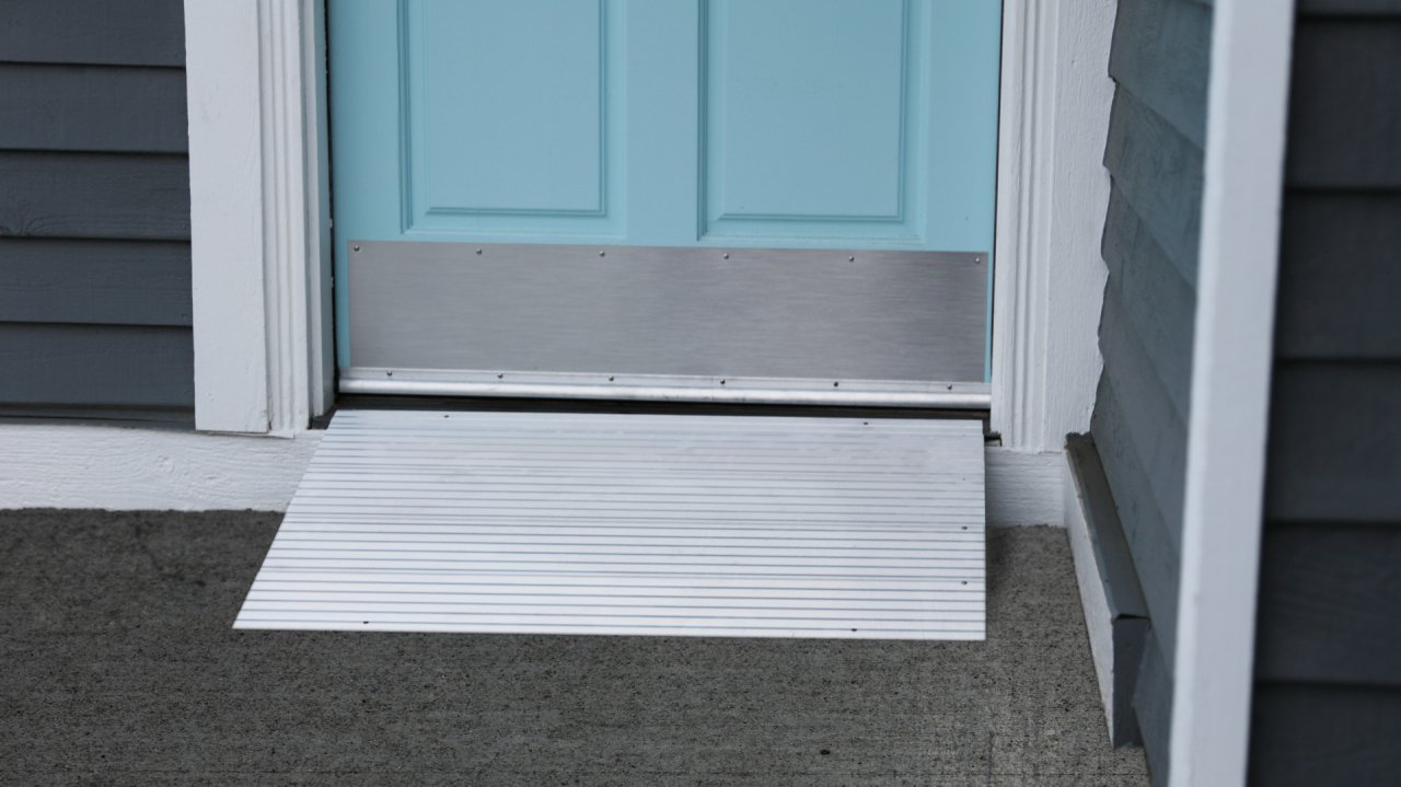 EZ-ACCESS Modular Entry Ramps