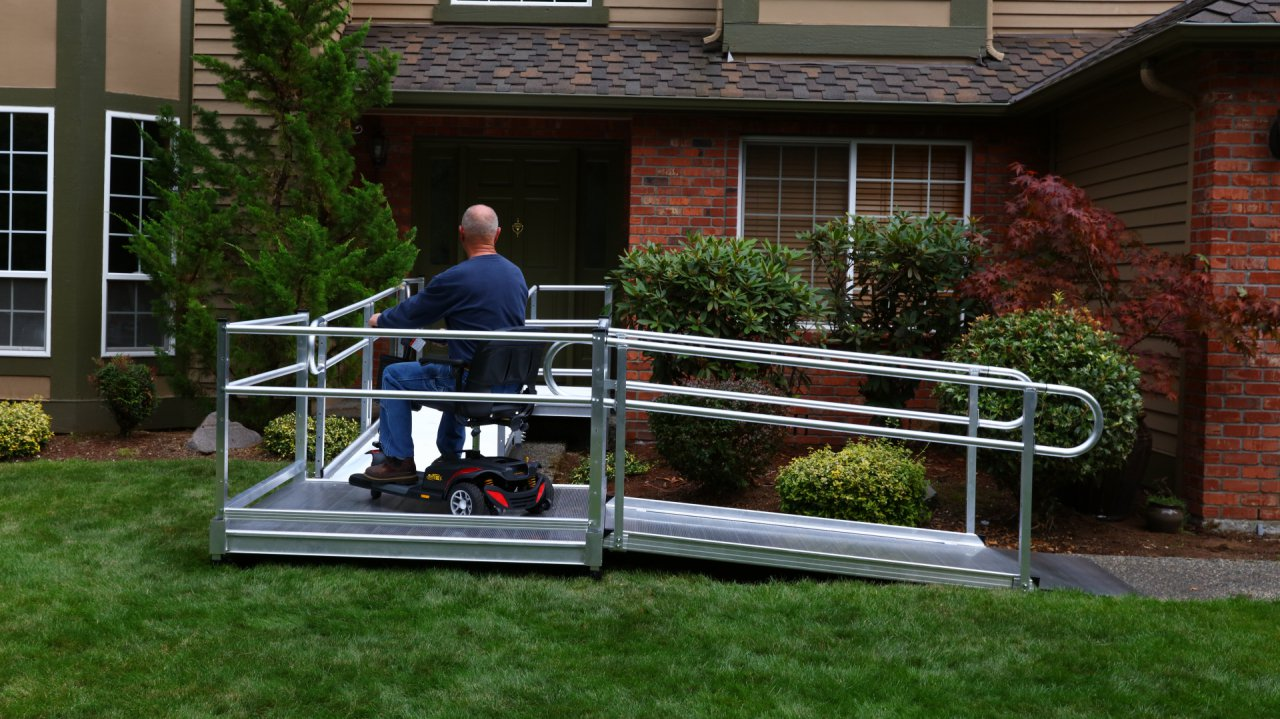 EZ-ACCESS Modular Ramps