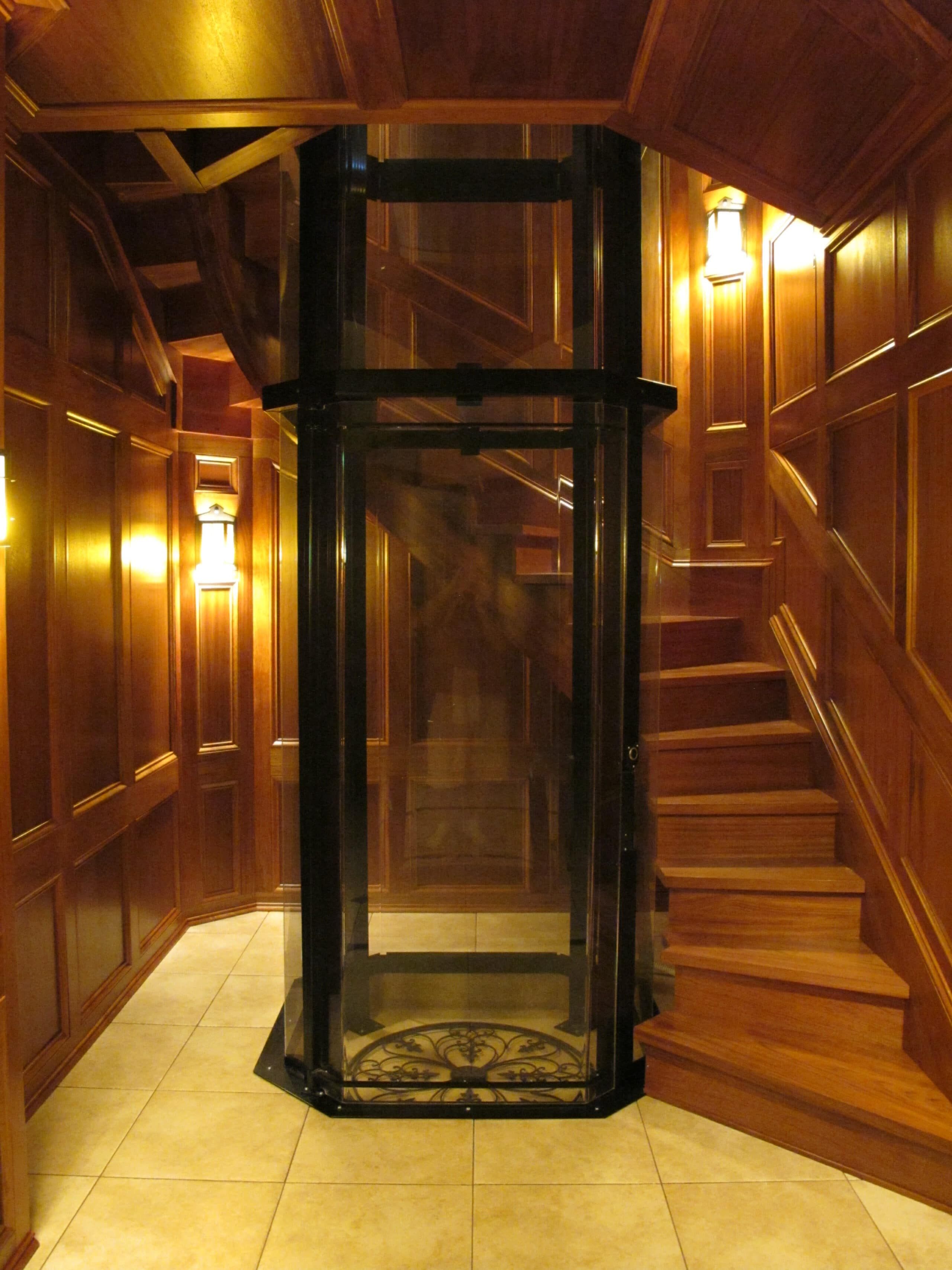 Savaria Vuelift Luxury Home Elevator