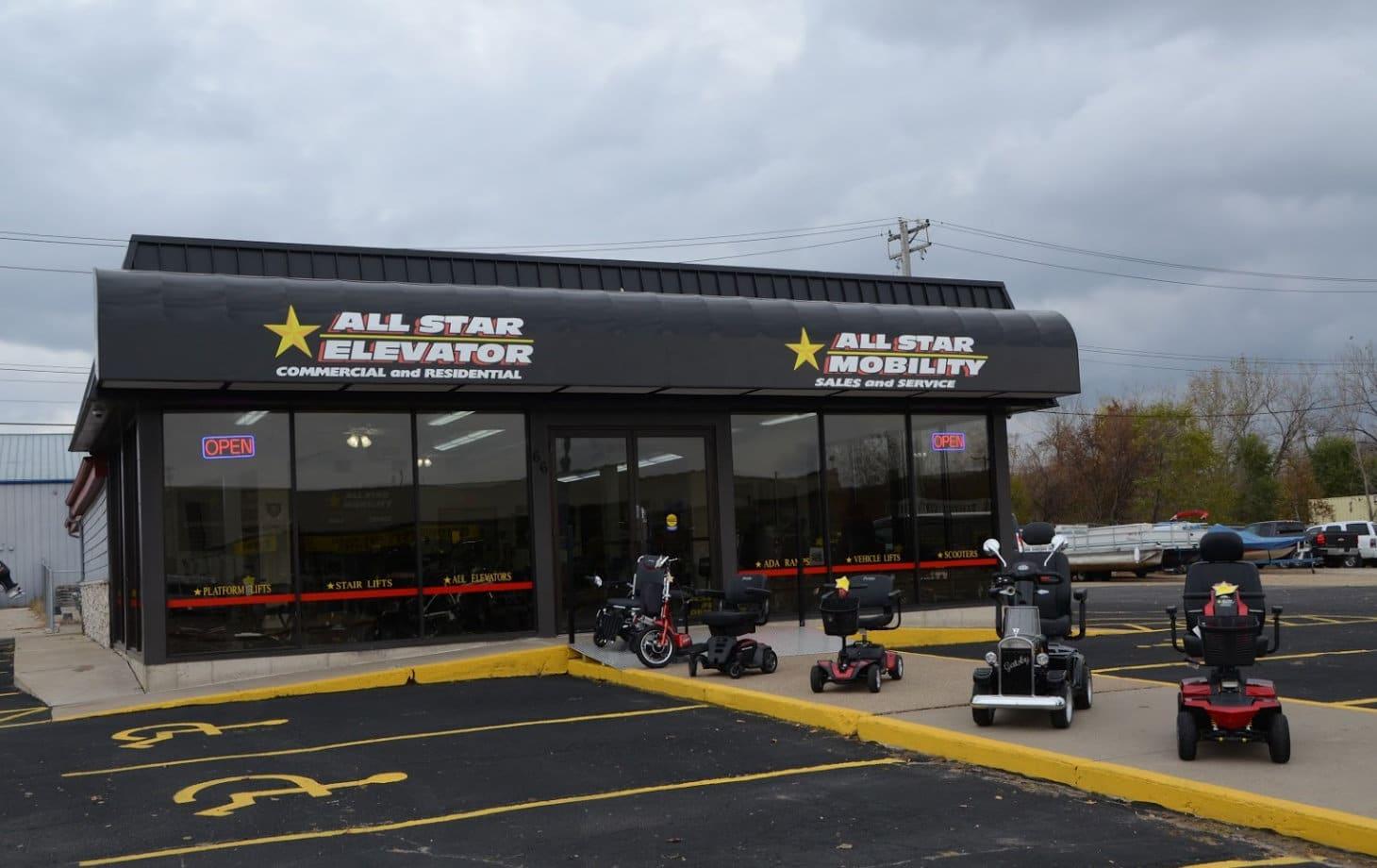 All Star Mobility, LLC - La Crosse