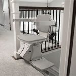 Bruno Elan Stair Lift (Easy-to-use, reliable, safe)