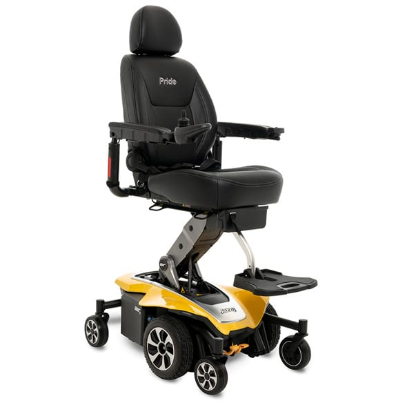 Pride Mobility Jazzy Air® 2 Citrine Yellow